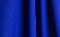 Cobalt Blue Wrinkle Resistant Backdrop