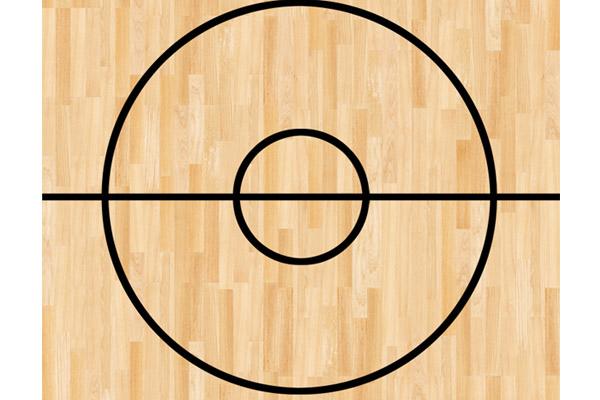 Center Court Floor Drop