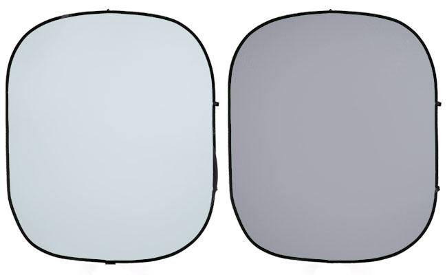 Light Gray  Backdrop Set \u2022 5 Pieces