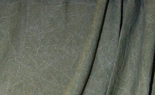 Forest Green Washed Muslin Backdrop