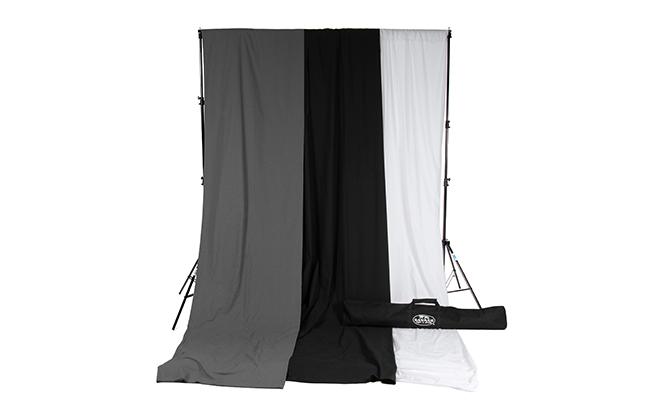 Black/White/Gray Muslin Kit