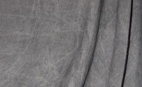 Light Gray Washed Muslin Backdrop