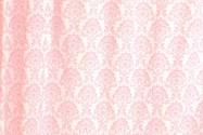 Pink Retro Muslin Backdrop