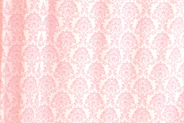 Pink Retro Muslin Backdrop