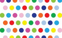 Rainbow Sprinkle Printed Background Paper