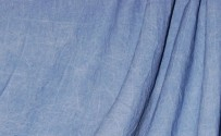 Sky Blue Washed Muslin Backdrop