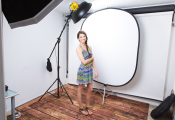 Setting Up Your New Collapsible Backdrop: Step by Step